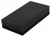 Шлифовальная колодка серия VTP 1522 вид G, ''Profi'', 110х60х28мм, черная, снятие глянца
