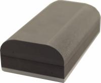 Шлифовальная колодка серия VTP 1633 вид F, ''Econom'', черный полукргулый, 140х75х40мм