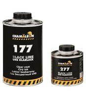 Лак бесцветный UHS 177 CHAMÄLEON (Хамелион) 1л + отвердитель 277 0,5л