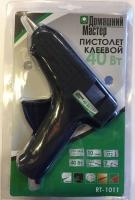 Пистолет клеевой Домашний Мастер RT-1011