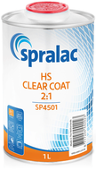 Spralac SP 4501 HS 2:1 лак 1л + отвердитель  SP 2501 0,5л