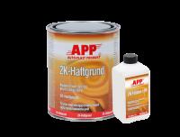Грунт реактивный кислотного отверждения APP 2K HAFTGRUND 1Л+отвердитель 0,5л