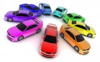Автомобильные цвета (солид)
