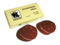 абразивный диск на поролоне INDASA RHYNOFINISH