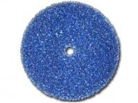 Диск зачистной нейлоновый 150мм  толщ. 14мм синий
