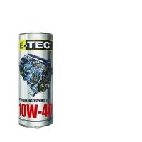 Моторное масло E-TEC ASM 10W-40 1л
