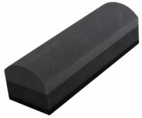Шлифовальная колодка VTP 1413 вид C, ''Profi'', серая, полукруглая, 140х45х40мм