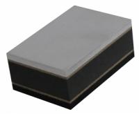 Шлифовальная колодка  VTP 1416 вид M, «Profi», серая, 68х45x28мм