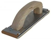 Рубанок деревянный вид B, крепление винтовой зажим, 245x70мм