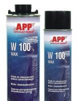 воск для днища APP W100-WAX 1л