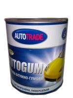 мастика резино-битумная AUTOGUM 0,8кг