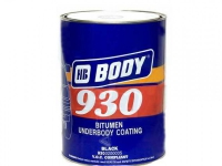 мастика BODY 930 черная 5кг