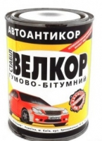 Автоантикор «Велкор» резино-битумный 1,8кг