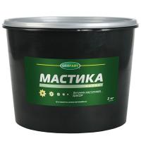 "мастика битумно-каучуковая ""БИКОР"" Ойлрайт 2кг"