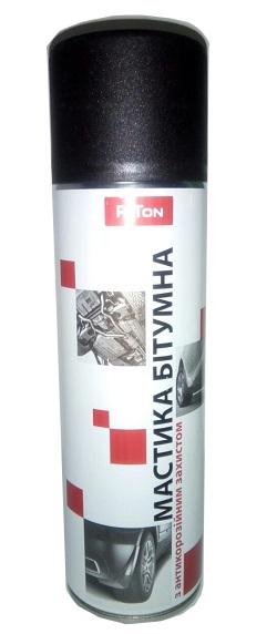 Мастика битумная piton 500 мл гидроизоляция шов