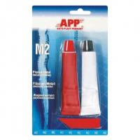 клей М2, АPP, жидкий метал, 2 х 20 гр