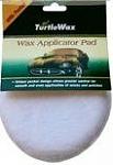 аппликатор для нанесения защитных составов на лакокрасочную поверхность автомобиля Turtle Wax Polish Wax Applicator Pad