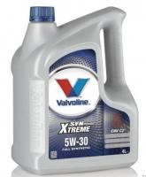 масло моторное VALVOLINE SynPower Xtreme ENV C2 5W-30 4л