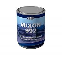 грунт антикоррозийный 1К Миксон 992 черный 1л