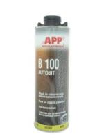 мастика APP Autobit В-100 битумная под пистолет 1л