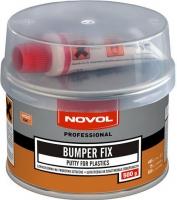 шпатлевка для пластика Bumper-Fix Novol 0,5кг