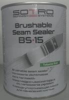 Герметик Sotro Seam Sealer BS-15 для нанесения кистью 1 кг серый