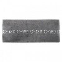 Сетка абразивная 105x280 мм, К80, 10 ед. INTERTOOL KT-6008
