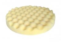 Круг полировальный волнистый белый на липучке 150*25 мм Китай