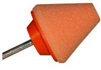 Полировальный круг PYRAMID 97200 для колесных дисков универсальный, оранжевый