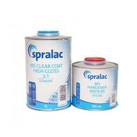 Spralac SP 4699 MS 2:1 лак повышенного глянца 1л + отвердитель SP 2198 MS