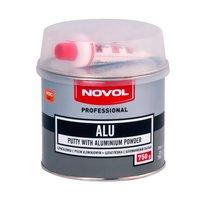 Шпатлевка ALU с алюминиевой пылью 1,850 кг Novol