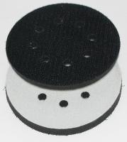 Защитная подложка толстая (Китай) 125 черная 8 отв.