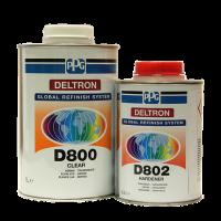 Лак D800 1Л+0,5 отвердитель, DELTRON, PPG