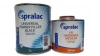 Spralac грунт наполнитель черный SP 5279 1л + отвердитель 0,25 л