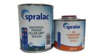 Spralac грунт наполнитель серый SP 5299 1л + отвердитель 0,25 л