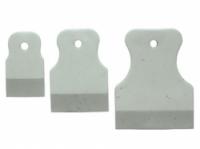 Набор резиновых шпателей 40-60-80 мм