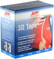 Поролоновые валики для маскирования проемов APP 3D Tape 13 мм x 5м