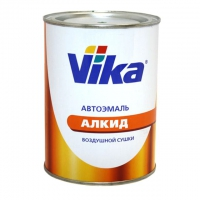 Автоэмаль алкидная краска VIKA 0,8л